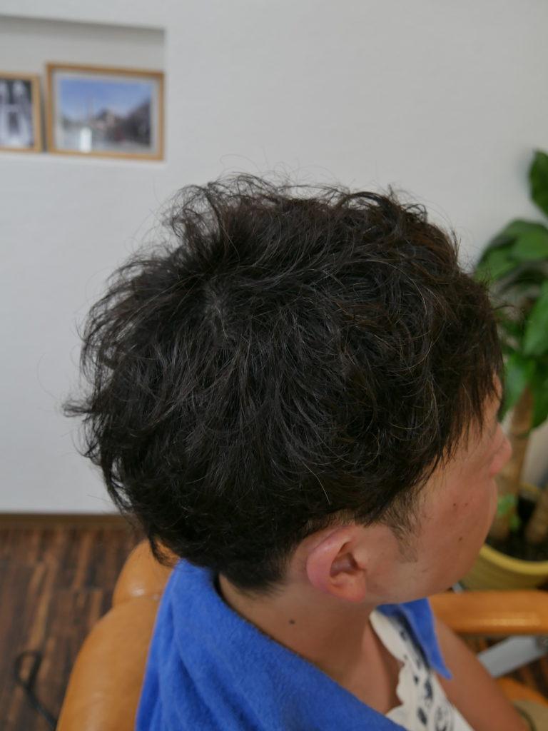 メンズヘア