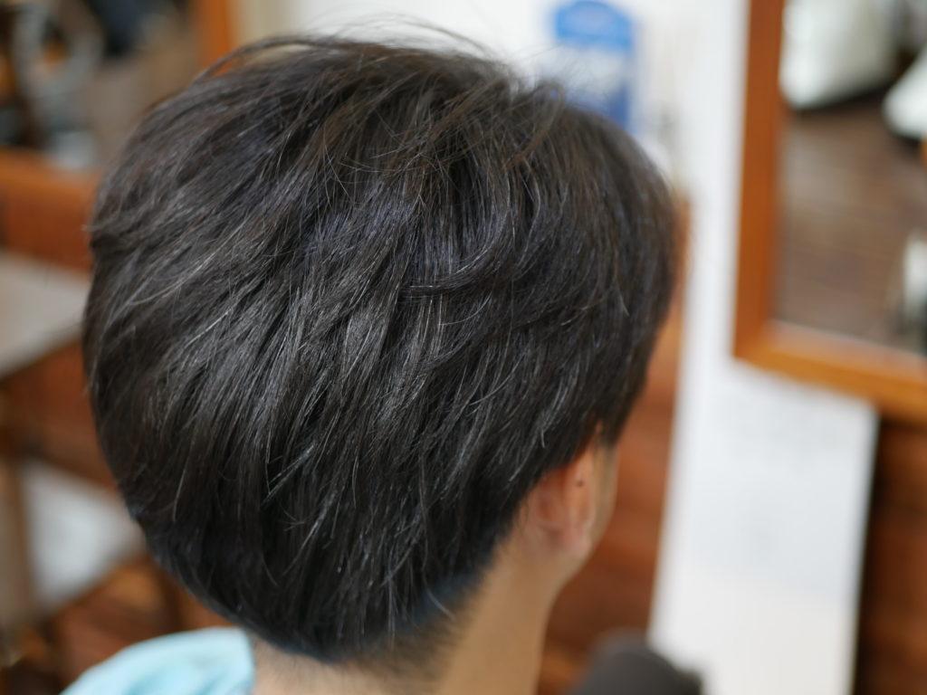 縮毛矯正とカール